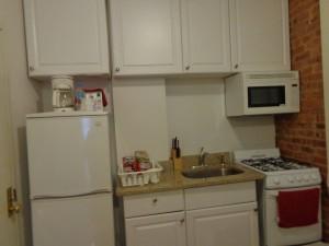 Apartamento - cozinha completa